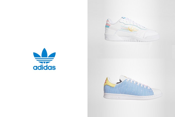 質感柔嫩夏戀:adidas Originals 這兩款夢幻波鞋,即將於下個月正式上架!