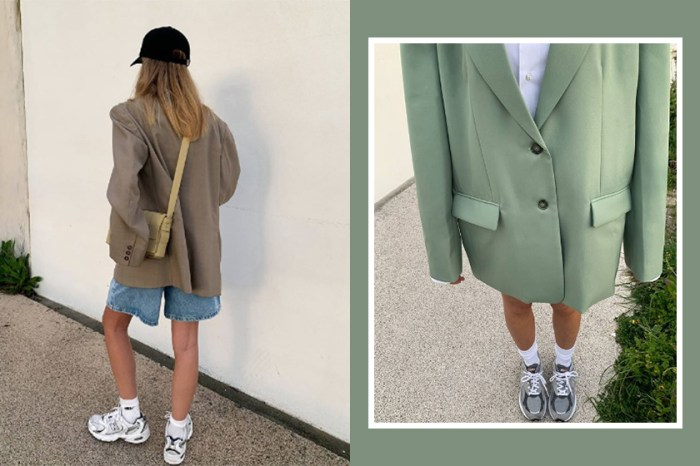 不用花大錢的潮流!看看 IG 時尚達人如何以白襪配搭不同造型!
