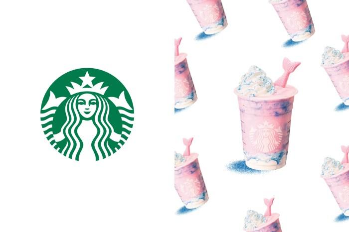 台灣夏日限定:新鮮火龍果+芒果冰沙,Starbucks 這杯美人魚星冰樂太夢幻!