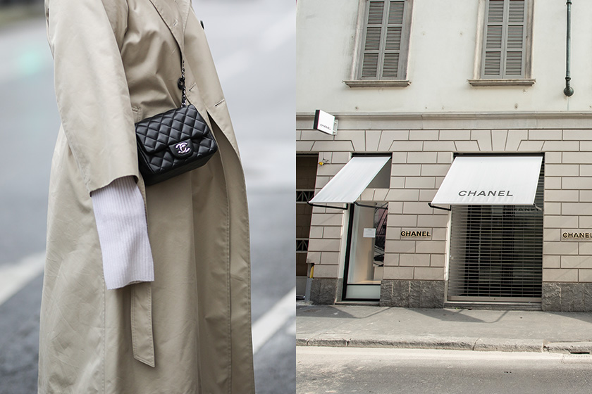 Paris fashion industry chanel Louis Vuitton returns forever changed covid-19