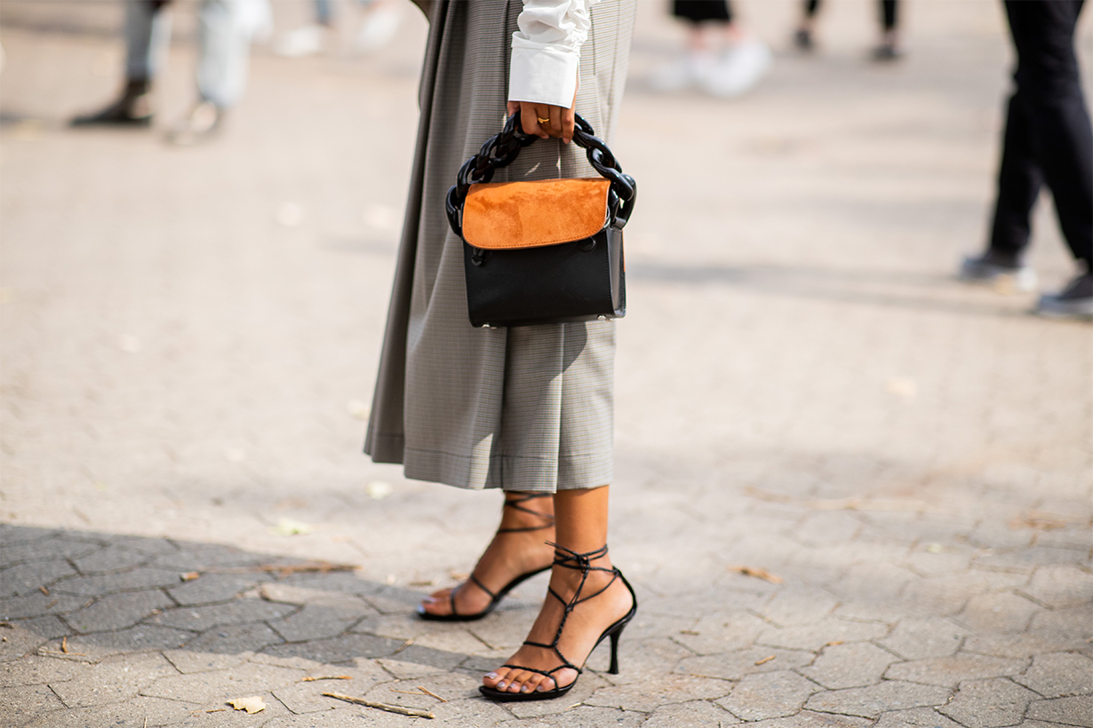 10 Shoes to Wear With Summer's Biggest Dress Trends