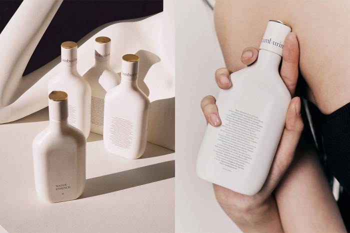 在這個充滿藝術感的瓶子內,是讓韓國女生都大叫好用的保濕精華!
