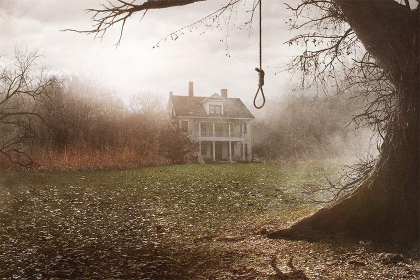 the conjuring house livestream james wan