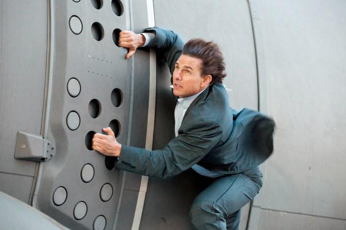 有什麼能難得倒他… Tom Cruise 將與 Nasa 合作,拍攝第一部登上外太空的電影!