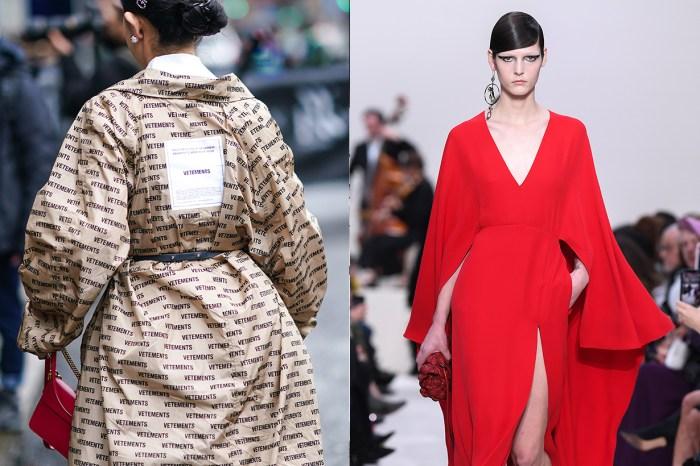 本週時尚大事:Vetements 另開 IG 帳戶、Vogue 出版商裁員 100 人、Valentino 委任新 CEO