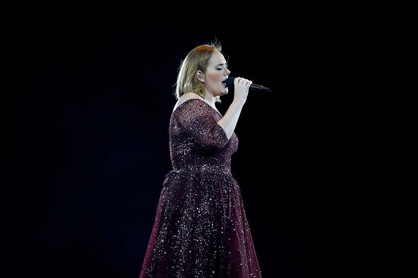 adele lose huge weight incredible pic beauty