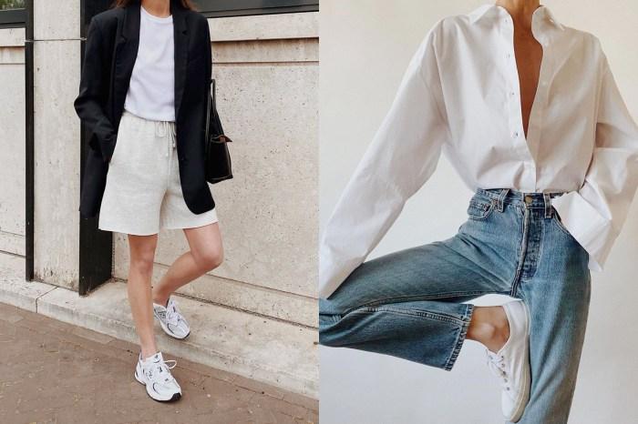 不分性別與風格,為什麼這個牌子的白波鞋永遠都不會退流行?