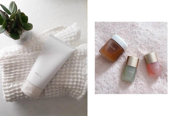 沒有過多的華麗包裝,以純淨植物原料打造的日本小眾護膚品牌 ITRIM