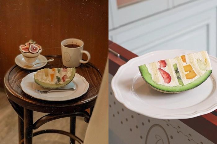 女生都難以招架的千層蛋糕:愜意的法式裝潢下,是來自日本的療癒系甜點!