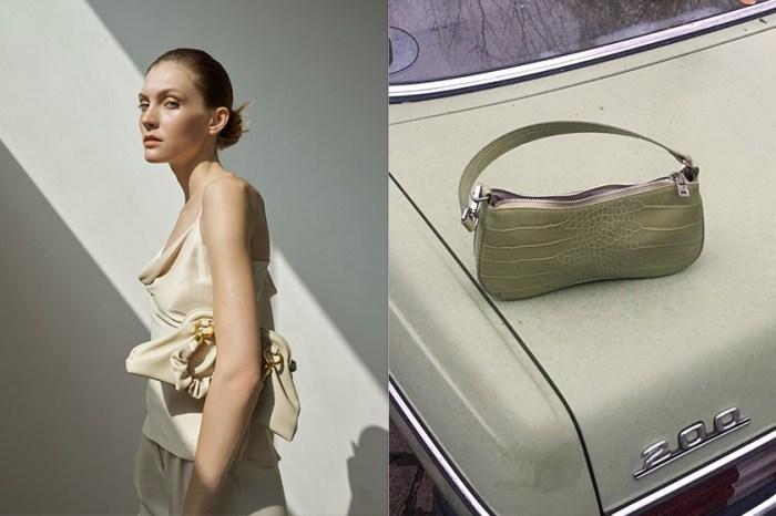 純素皮革打造:平價卻有高質感,時髦博主都熱愛這個小眾手袋品牌!