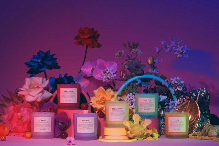 夢幻色彩:小眾香氛 Boy Smells 為人氣蠟燭推出值得收藏的糖果色別注系列!