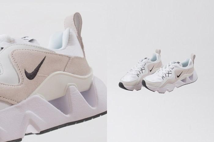迷人的極簡裸色:這雙波鞋的增高效果引起女生們的熱烈討論!