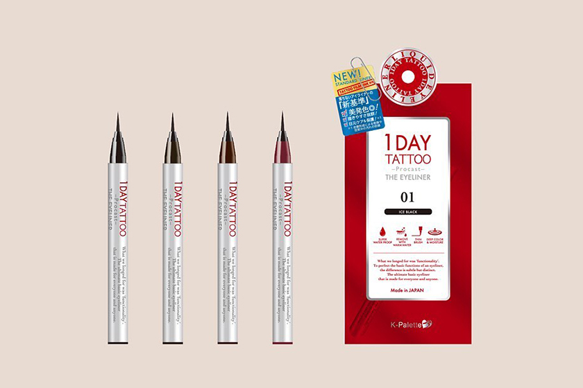 K-Palette 1 DAY TATTOO Procast Liquid Eyeliner