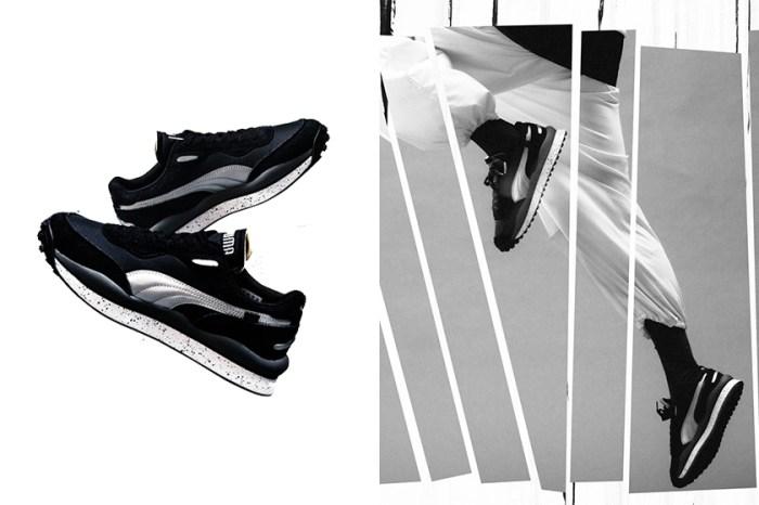 黑白極簡呈現日式美學:Puma 與 Billy's 合作推出 Style Rider 全新設計!