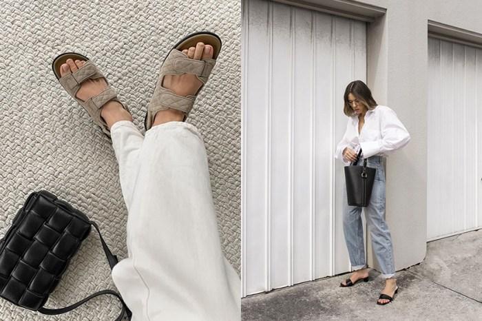 除了 Chanel 在 Instagram 爆紅的款式,復古涼鞋你還有這 10+ 選擇!