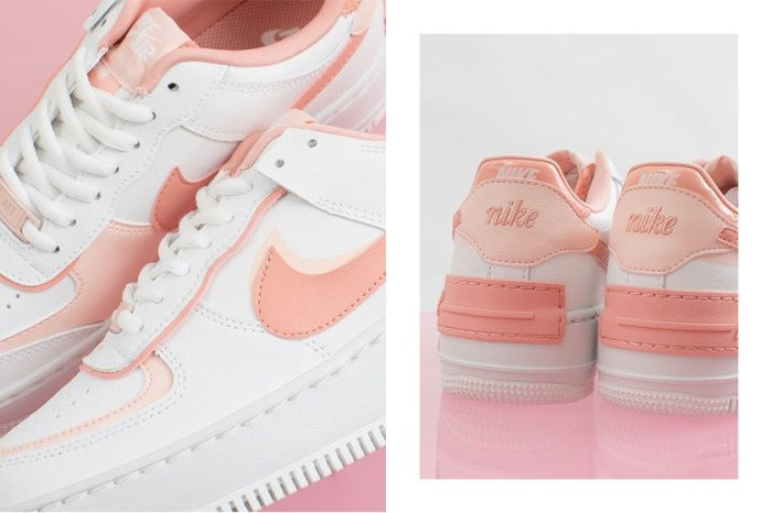 正在尋覓新鞋的女生注意:讓這三雙蜜桃色粉嫩波鞋陪你度過夏日吧!