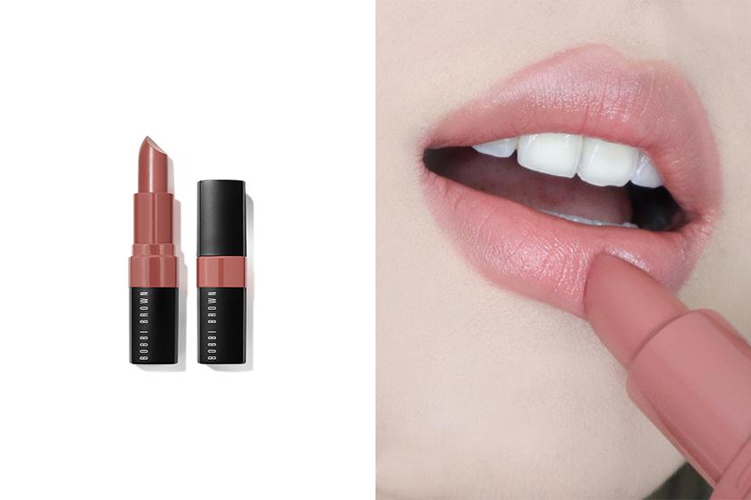 Bobbi Brown Crushed Lip Color Cranberry Cocoa Milk Tea Color