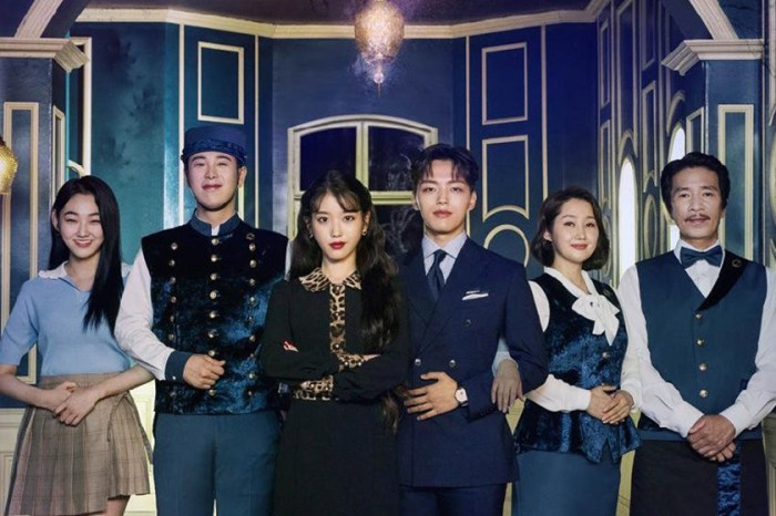 令人好奇將會如何呈現:IU 主演的人氣韓劇《德魯納酒店》將翻拍美國版!