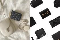 熱愛小手袋的女生必備:為你整理 15+ 值得入手的黑色迷你銀包!