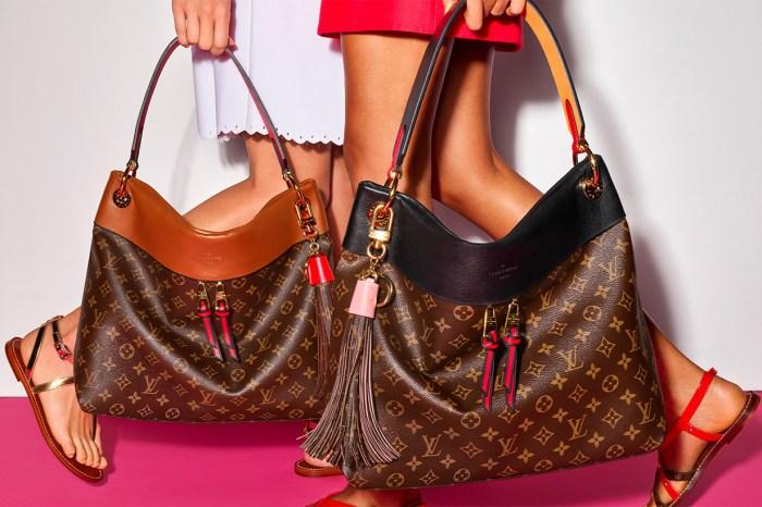 Louis Vuitton 獨家系列悄悄上架:經典手袋、服飾在別處找不到!
