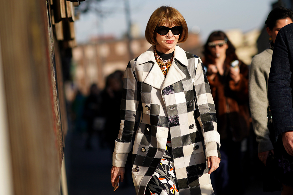 Anna Wintour Not Leaving Vogue or Condé Nast