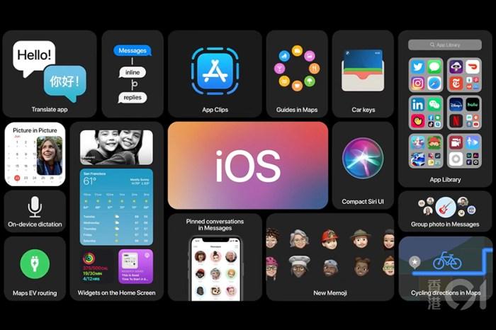 Apple WWDC 2020 懶人包:iPhone 迎來全新介面、iPad 手寫功能全面升級…