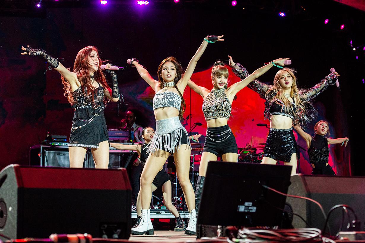 BLACKPINK Jennie Lisa Rose Jisoo How You Like That comeback 2020 June Maeng Makuep artist plagiarizing korean idols celebrities singers girl bands