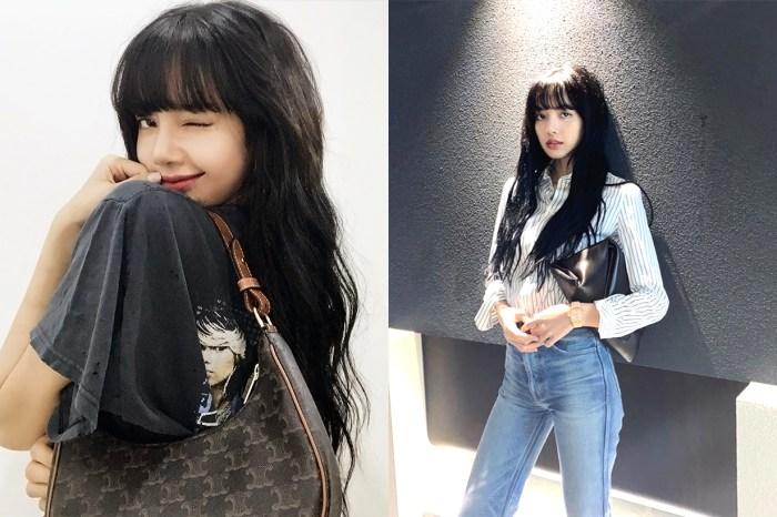 這條韓國小眾品牌頸鏈在網絡引起熱議!全因 BLACKPINK Lisa 在廣告中戴過!