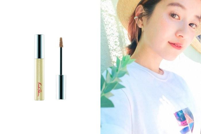 給喜歡變換造型的你:這支來自日系彩妝品牌的染眉膏,能適合所有髮色的人!