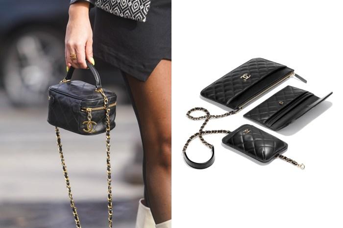 藏在皮件區的好貨:Chanel 的新款 Clutch with Chain,入手等於一次擁有 3 個小包!