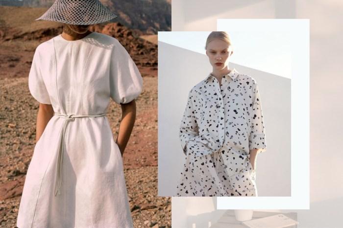 一看就消暑的 COS 新品 15+:從連身裙到涼鞋,極簡質感控必入手!