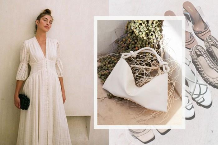 不愧是誕下 It Bag 的品牌:今季新品清涼又搶眼,小眾價格已可入手!