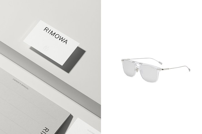 延續簡約美學?不再只有行李箱,Rimowa 宣佈推出首個眼鏡系列!