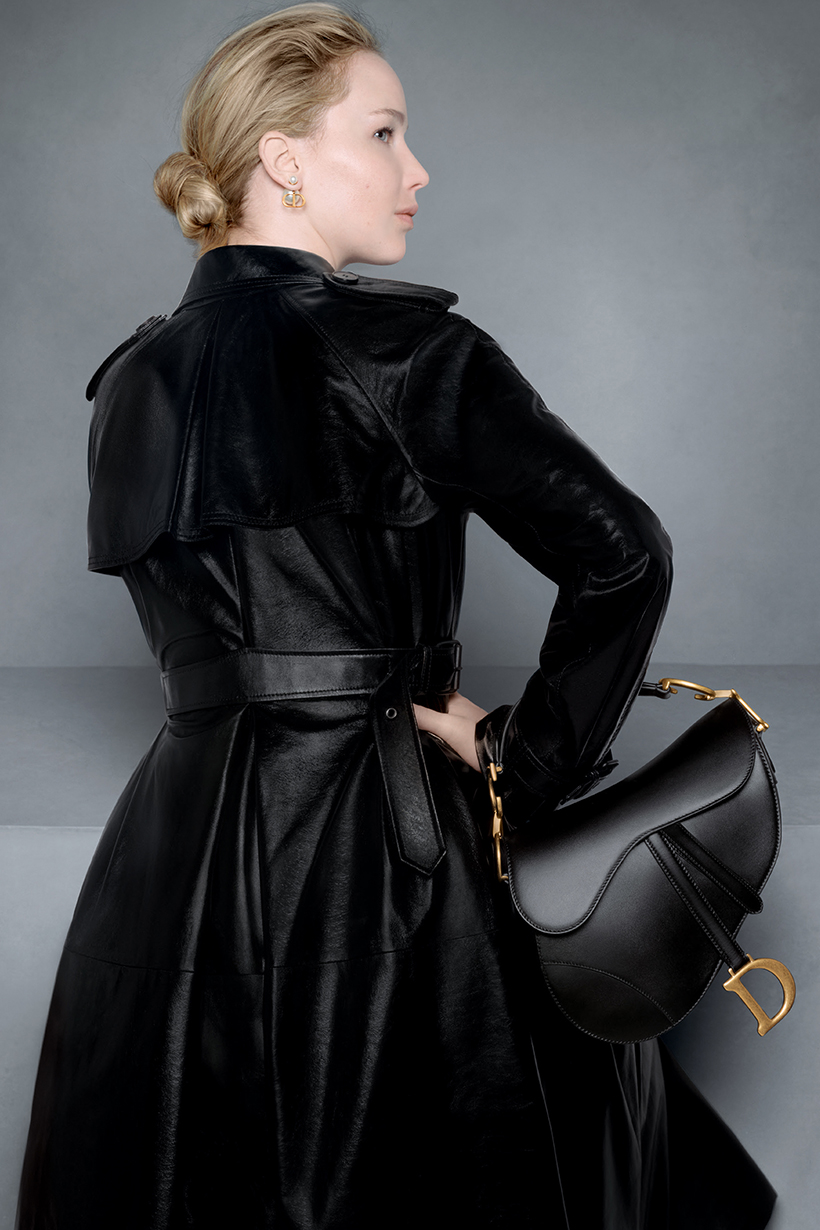 Jennifer Lawrence Dior 2020 Fall Collection