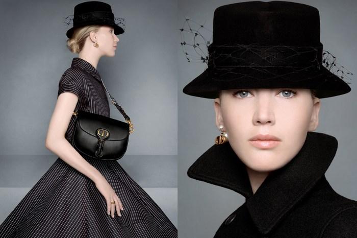 Dior 2020 秋季廣告硬照, 把 Jennifer Lawrence 的美拍出新高度!