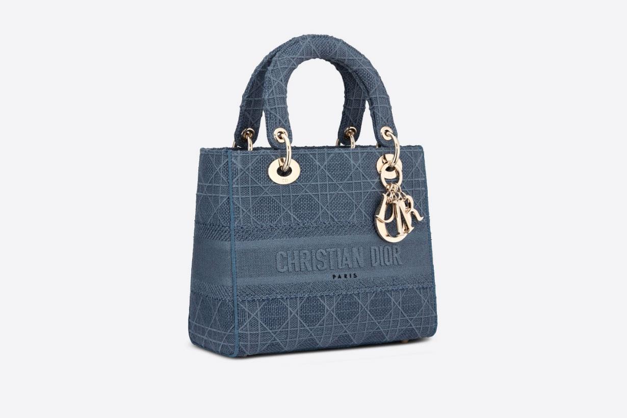 Dior Fall 2020 Medium Lady D-Lite Bag