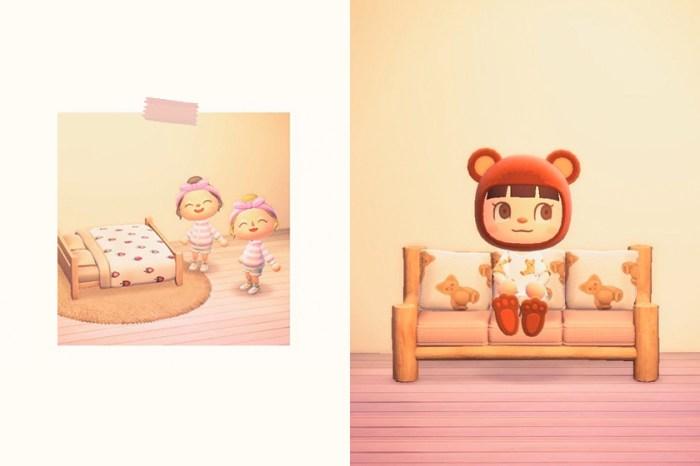 玩家搶著下載:這個日本品牌為島民設計超可愛睡衣與床單!