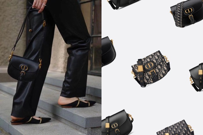 Saddle Bag 接任者?本季呼聲最高 Dior Bobby 手袋,全系列售價曝光!