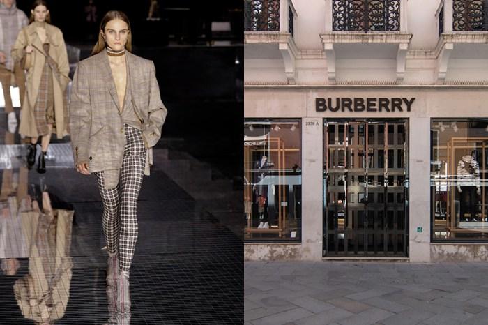 時裝界即將回溫?Burberry 率先宣佈舉辦第一場戶外時裝秀!