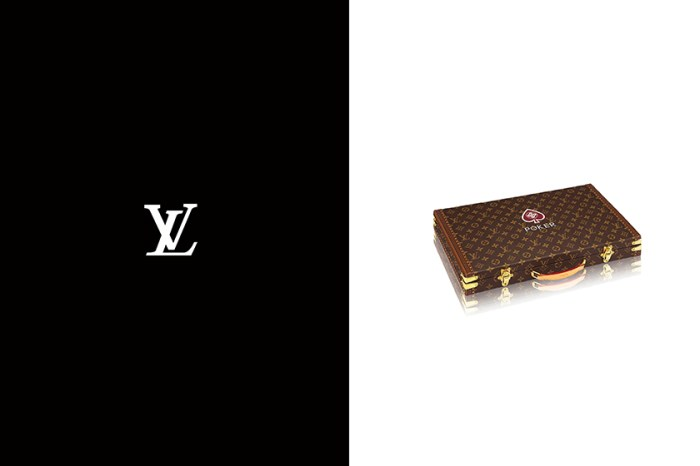 Louis Vuitton 推出超奢華 Poker 完整套組,滿滿經典 Monogram!
