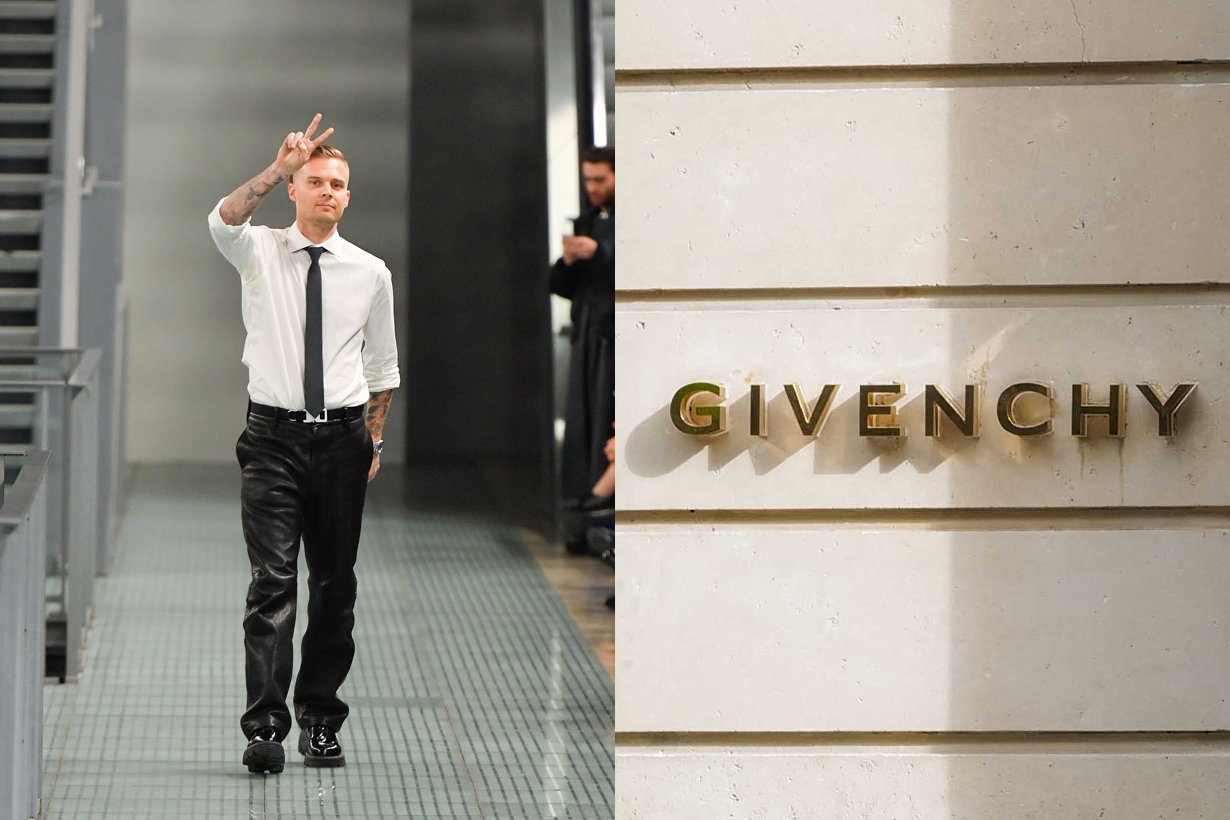 givenchy matthew williams lvmh new creative director