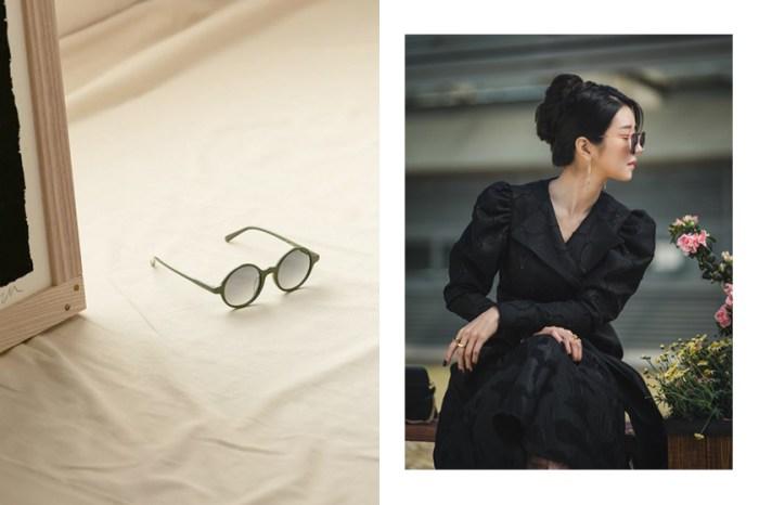 早該認識的韓眼鏡品牌:徐睿知在《雖然是神經病但沒關係》教我們墨鏡這樣挑讓臉看起來更小!