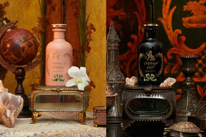 華美又復古的香水!Gucci Beauty 最新推出的香水就像是貴族的珍藏