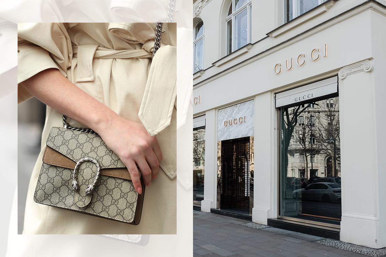 Gucci Hikes Handbag Prices to Curb Coronavirus Hit
