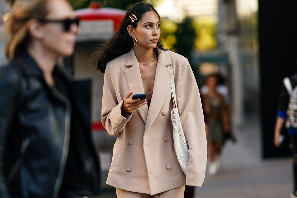 Hair Clips Street Style Inspiration