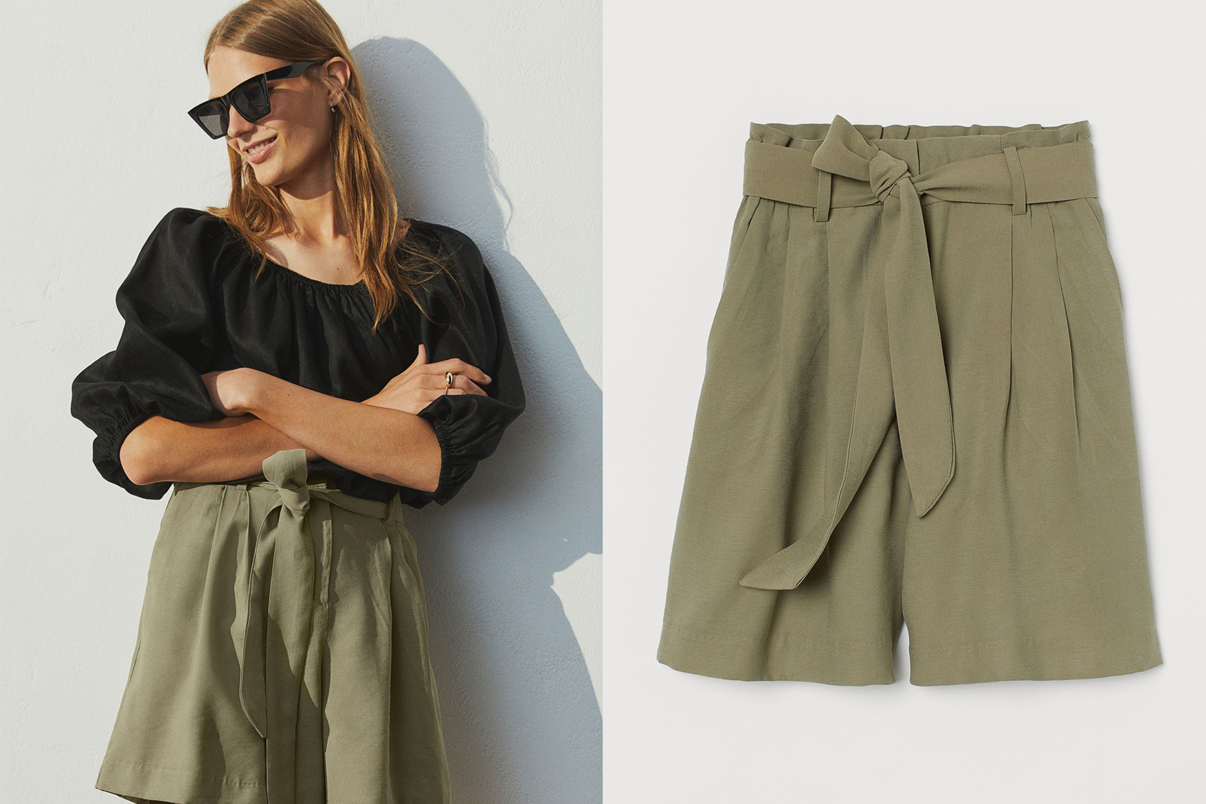 H&M New Arrivals Look Wonderfully Expensive summer