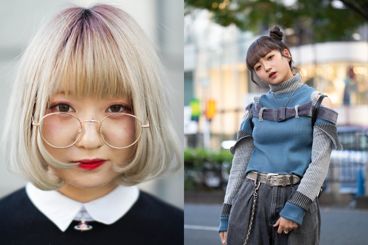 japanese girl make up trend sns trap