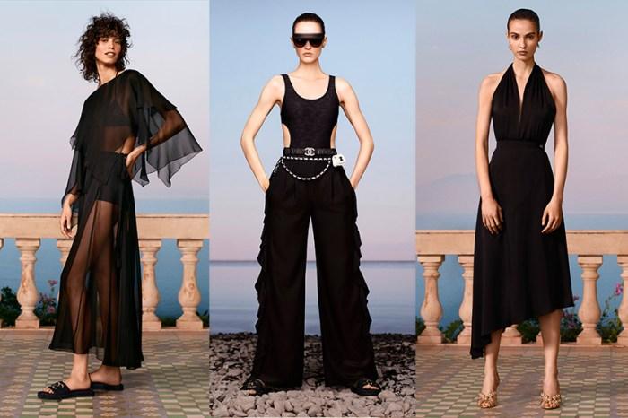 來一場 Chanel 輕旅行,Virginie Viard 首個渡假系列優雅漫步在地中海!
