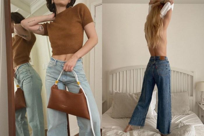 夏季牛仔褲穿搭:除了普通白 Tee,還可考慮這 6 款時尚上衣!