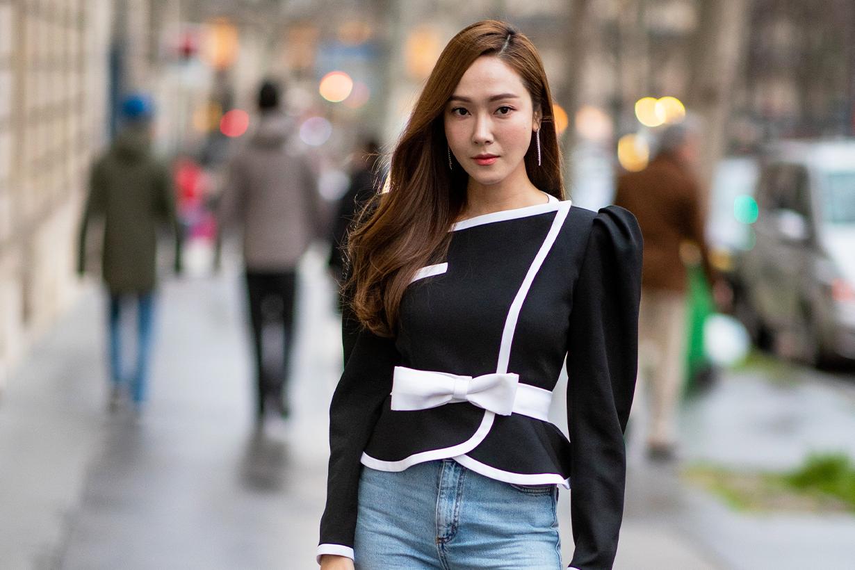 Jessica Jung Soo Yeon Hair Bun Tips Hair styling tips Hairstyles trends 2020 summer celebrities hairstyles korean idols celebrities singers